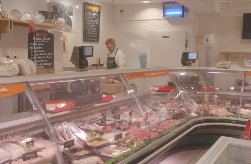 Ginger Butchers, Bakewell